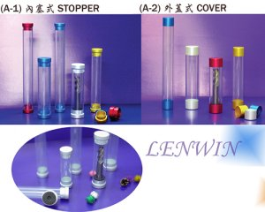 14-PLASTIC TUBE WITH CPAS