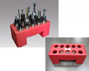 53-CNC Tool Storageracks Rack