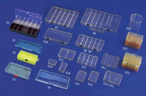 16-3-CLEAR DIVIDER BOX